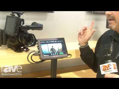 InfoComm 2016: Blackmagic Design Shows New Blackmagic Video Assist 4K
