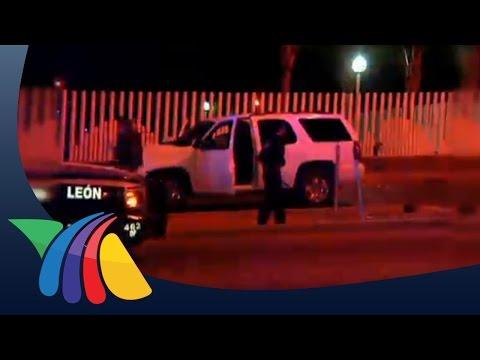 Enfrentamiento entre escoltas y delincuentes en Guanajuato   Noticias de Guanajuato