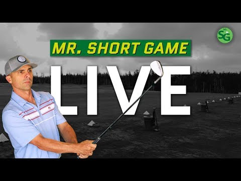 Live Golf Show #4 🔴 How To Hit Solid Iron Shots Plus U.S. Open Update!