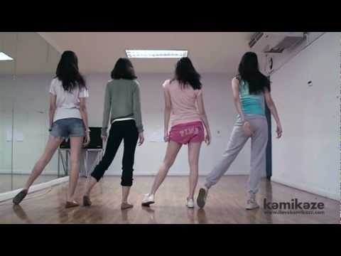 [Clip] Kiss Me Five - Ab () (Dance Practice Ver.)