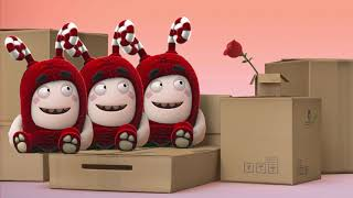 Oddbods Toys 💚❤️💙 Show #40 learn colors Kinder Kids💙💚 lernen Farben lustig  Cartoon Deutsch 2019