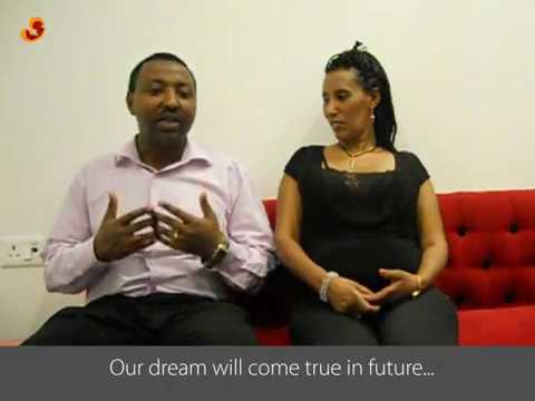 Ivf Success - Ethiopian Couple IVF Success Case at International Fertility Centre India