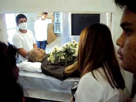 cremation of tiyo titi      2