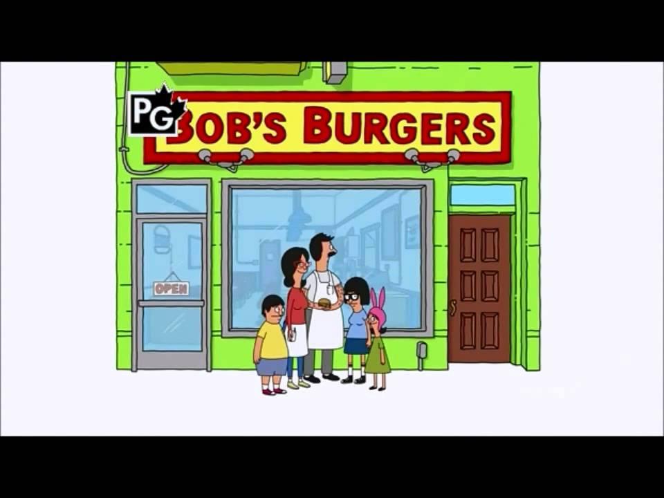 Bobs Burgers Theme - YouTube