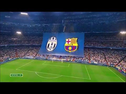 UEFA Champions League Final Berlin 2015 Intro 2