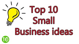 Profitable Small Business Ideas ► How To Make Money