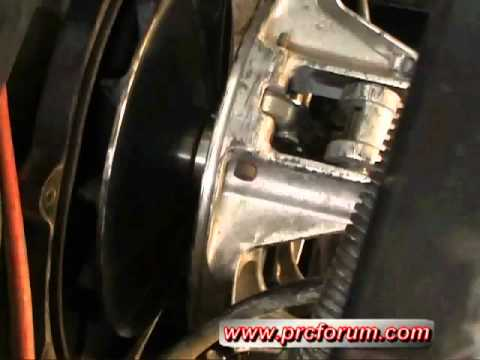 How to install a Team Roller clutch kit on a Polaris Ranger