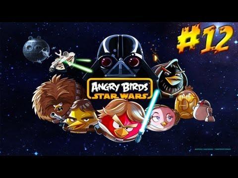 Angry Birds Star Wars прохождение - Серия 12 [Cloud City 1-10]