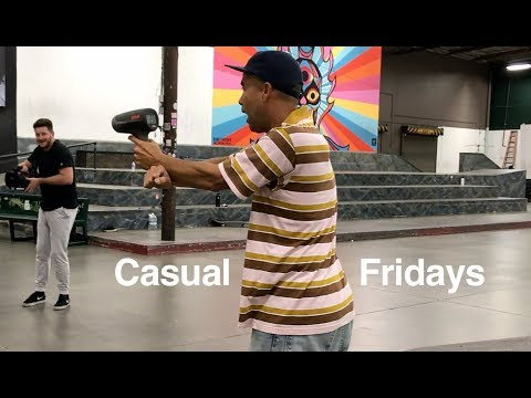 The Berrics Casual Fridays - Episode 14: Are You Talking About Politics?