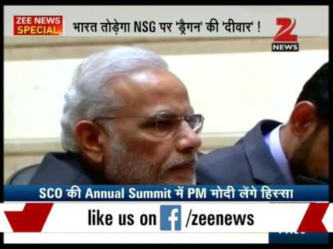 PM Modi participates in SCO annual meet in Tashkent, to meet Xi Jinping regarding NSG support