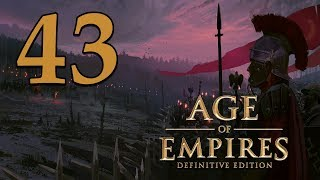 Прохождение Age of Empires: Definitive Edition #43 - Выкуп в Ктесифоне [Римская империя]