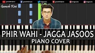 download lagu Phir Wahi Song Jagga Jasoos Arijit Singh, Ranbir Kapoor gratis