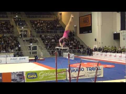 Kyla Ross (USA) 2013 Jesolo - UB EF, 1st place