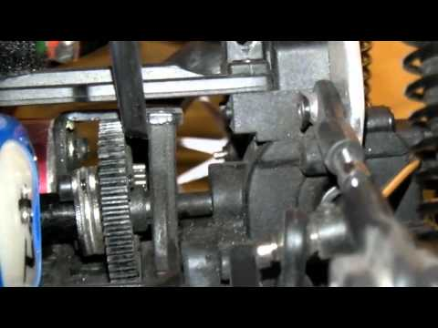 Turnigy Spur Gear Problem