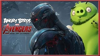 "Marvel's ""Angry Birds Avengers: Age of Ultron"" - Teaser Trailer"