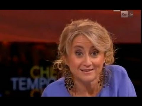 Che tempo che fa - LUCIANA LITTIZZETTO 09/12/2012 - 