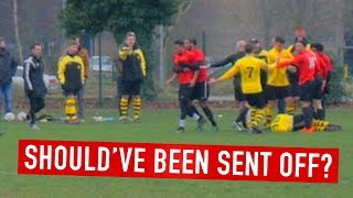THIS IS WAR! TOP OF THE TABLE CLASH! | Brotherhood's Sunday League Football