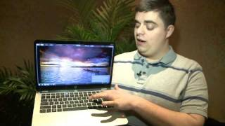 HP Envy 14 Spectre first look - CES 2012