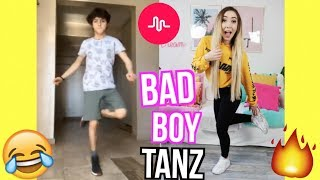 LUSTIGSTER BAD BOY Musical.ly Challenge...