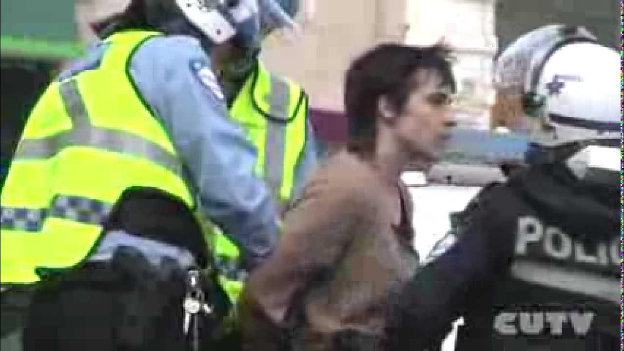 Occupy Montreal - 1e anniversaire