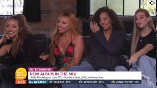 Little Mix - Good Morning Britain (19/10/2018)