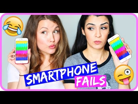 10 SMARTPHONE FAILS die jeder kennt