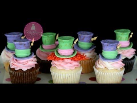 Top Hat Cake Topper Tutorial