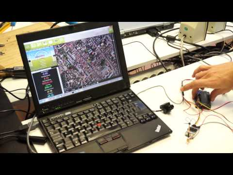 3G telemetry on ArduPilot 2.5 (APM) via a Raspberry PI (RPI)