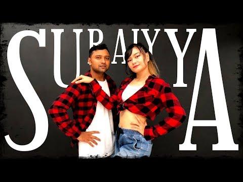 Suraiyya - Thugs Of Hindustan | Aamir Khan | Katrina Kaif | Shreya Ghoshal | SK Choreography