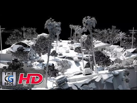 "CGI VFX Breakdowns HD 1080p: Making of ""2012"" before-and-after by Uncharted Territory 
