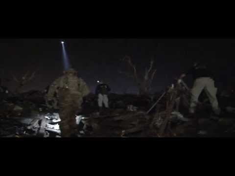 Oklahoma Tornado Search and Rescue  - Oklahoma National Guard Searches For Tornado Survivors