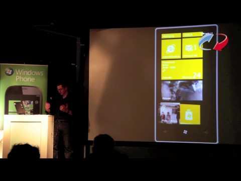 "Winload.de auf der Microsoft Windows Phone 7 ""Mango"" Update Preview in Berlin - Teil 1"