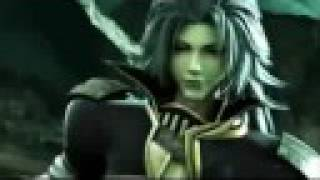 FF Dissidia Characters Introduction Trailer! HD PSP !*Including KEFKA !