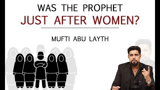 Video: Was Muhammad a polygamist Womanizer? - Abu Layth