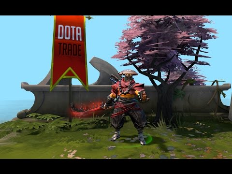 Balance of the Bladekeeper Juggernaut set and kinetic gems custom animation preview Dota 2