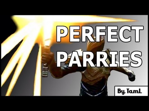 Infinity Blade 2 How To Master Perfect Parries (Tutorial)