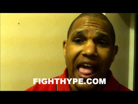SHARMBA MITCHELL SAYS MAYWEATHERMAIDANA 2 WILL BE JUST LIKE MAYWEATHERCASTILLO 2