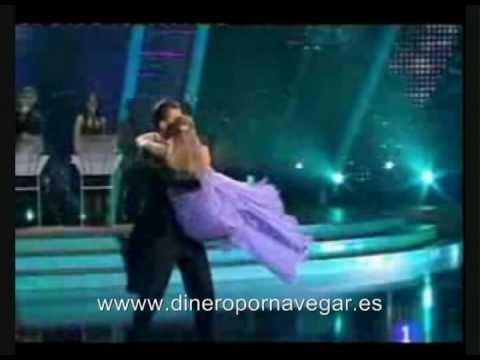 Tetas Terelu Campos ( Mira quien baila )