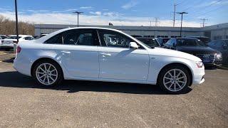 2016 Audi A4 Lake forest, Highland Park, Chicago, Morton Grove, Northbrook, IL AP8907