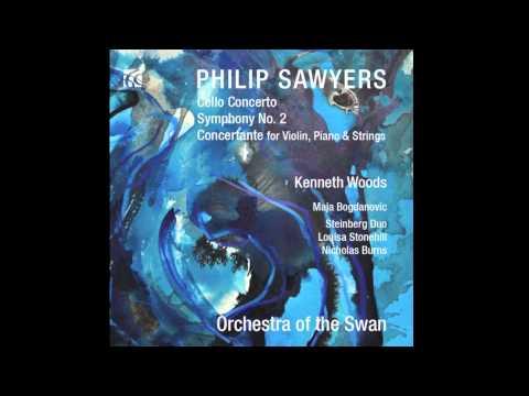 Philip Sawyers Cello Concerto Movement 1
