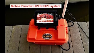 How to build a mobile Panoptix LIVESCOPE system using a Magnet!