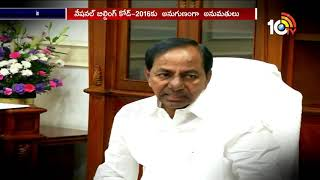 Telangana Govt Allows Swimming Pools On Building Terraces | Hyderabad  News