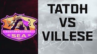 ECL Southeast Asia 1v1 - TaToH vs Villese [Semifinal]