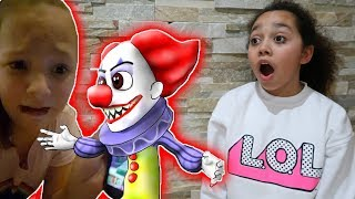 THE CLOWN IS BACK!! Kids Playing My Game | Toys AndMe
