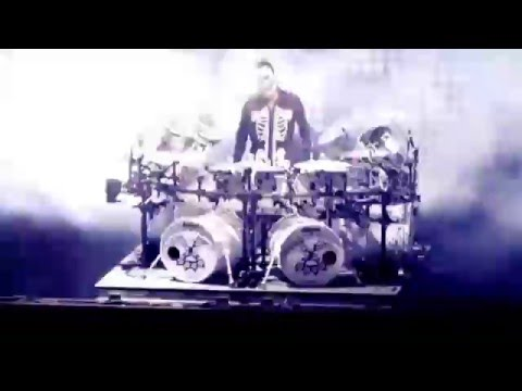 Jeremy Spencer  Five Finger Death Punch Drum Solo  From Purgatory