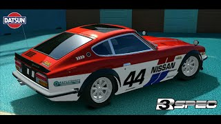 Real Racing 3 | 1969 Nissan (Datsun) 240Z (S30) R3-Spec ShowCase