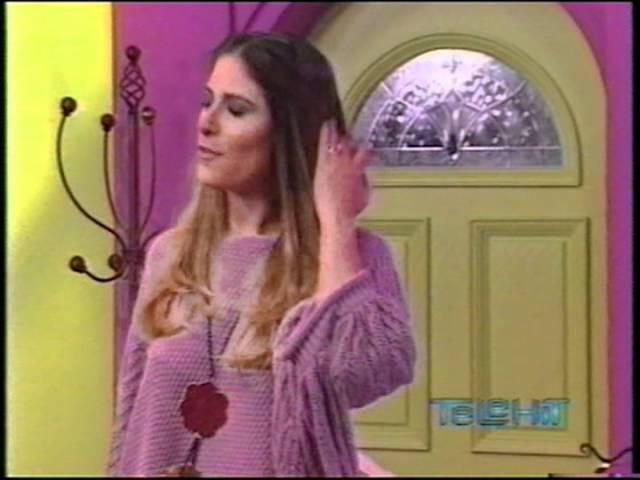 Melissa conductora de PICNIC  usando collar de FERZU
