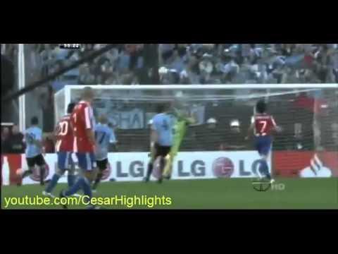 VTV News - Uruguay Vs Paraguay (3-0)