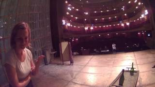 "First Person View of Opera Rehearsal of ""Marriage of Figaro"""