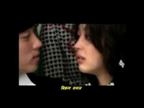 ma ta timro manchhe banna sakina..edit by bikram album nirasha
